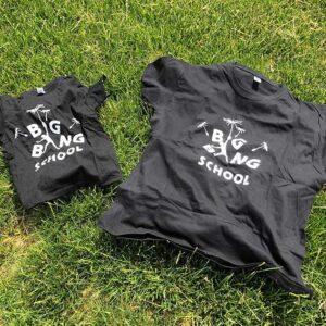 Σετ 1+1 παιδικό μπλουζάκι και ενηλίκου